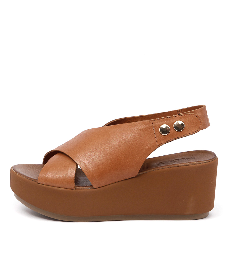 Inuovo Las Lajas Coconut Casual Heeled Sandals