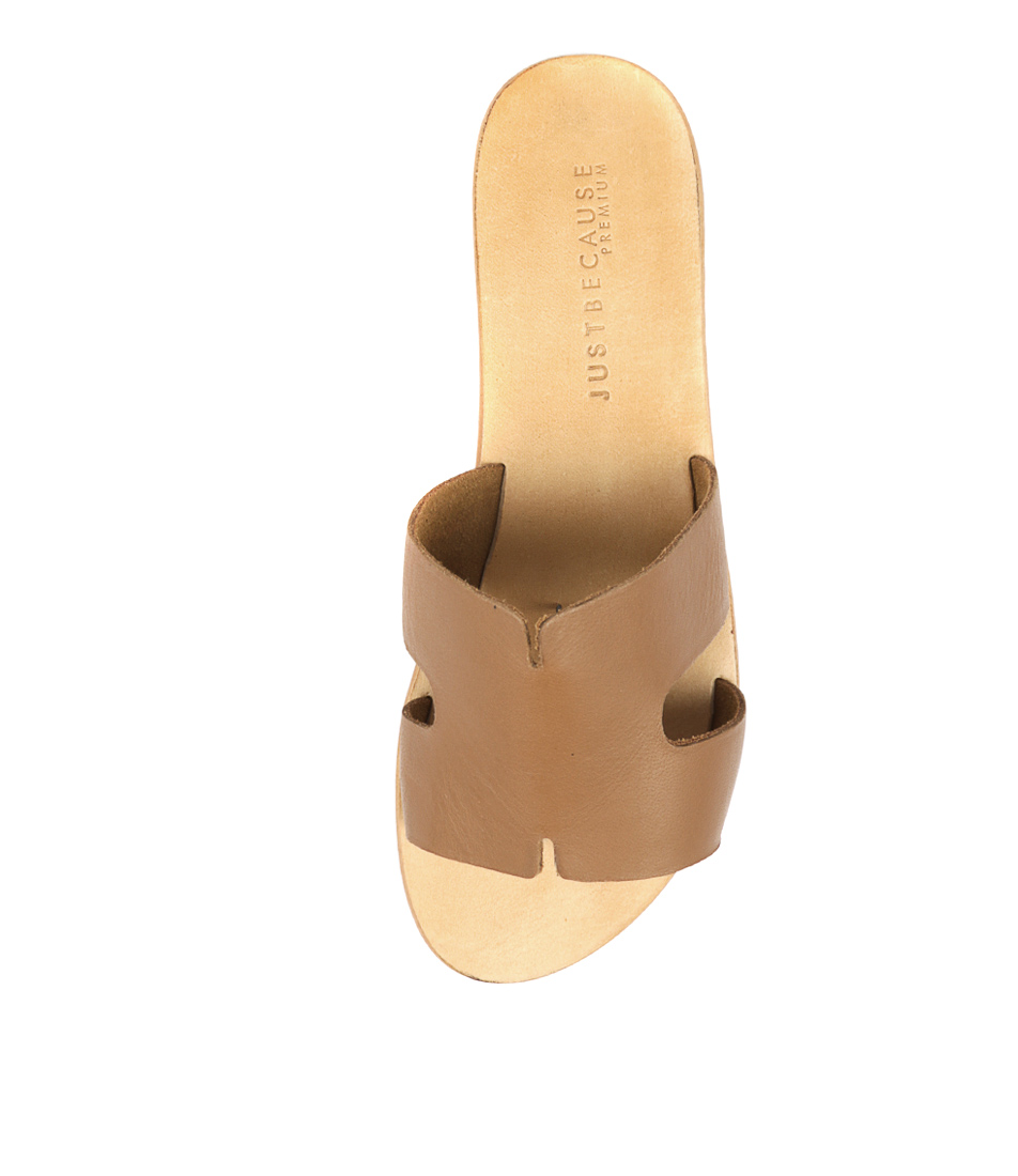 New-Just-Because-Agonda-Womens-Shoes-Casual-Sandals-Sandals-Flat