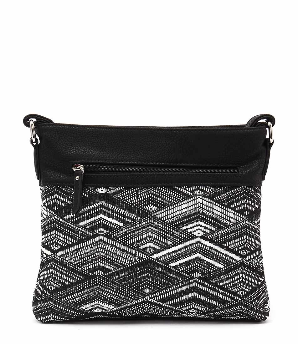 Jendi 21 191 Black White Bags