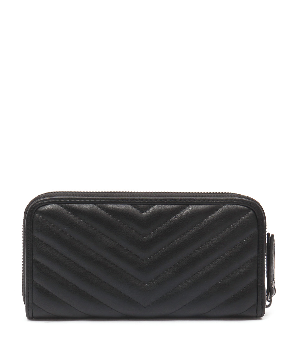 Jendi 21 248 Black Wallet Bag