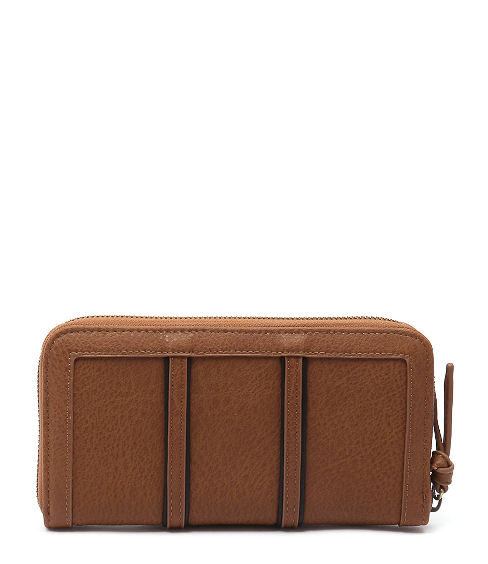 Jendi 21 249 Tan Wallet Bag