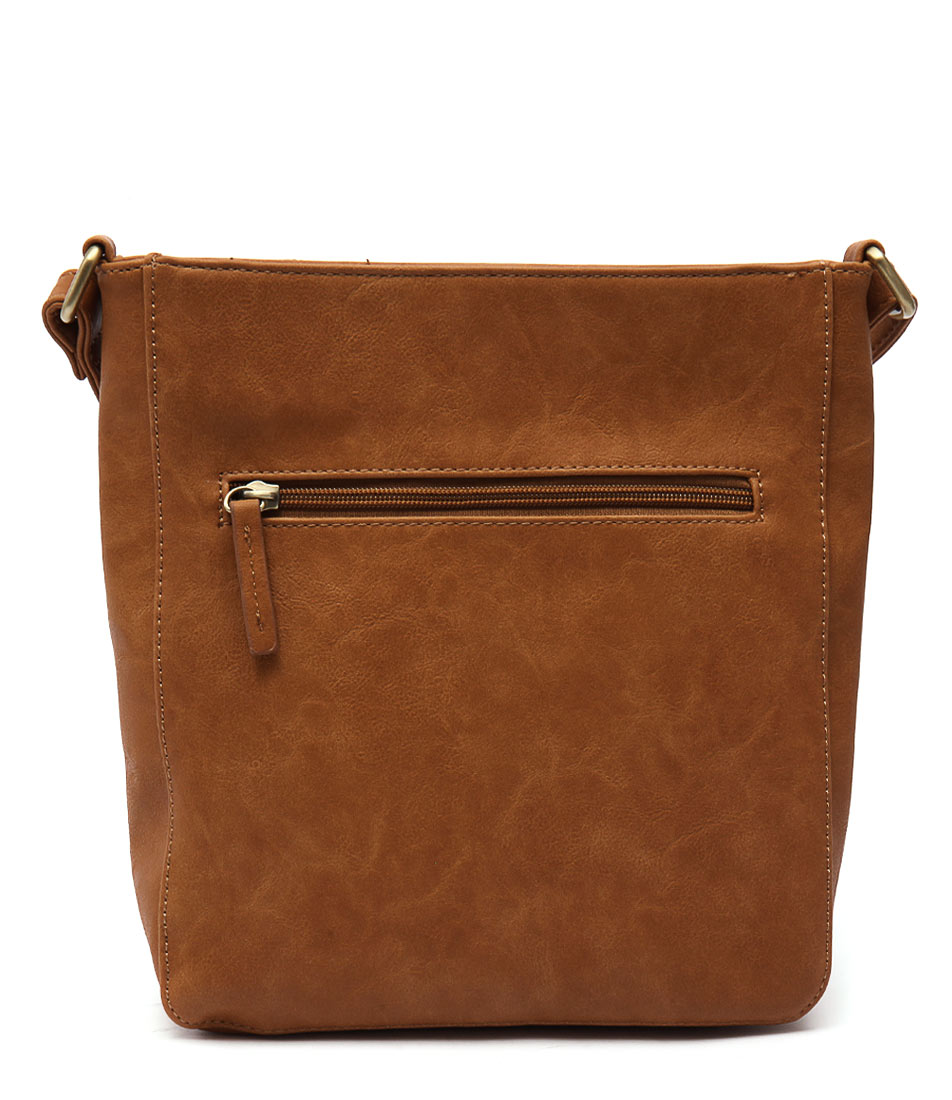 Jendi 21 265 Tan Bags