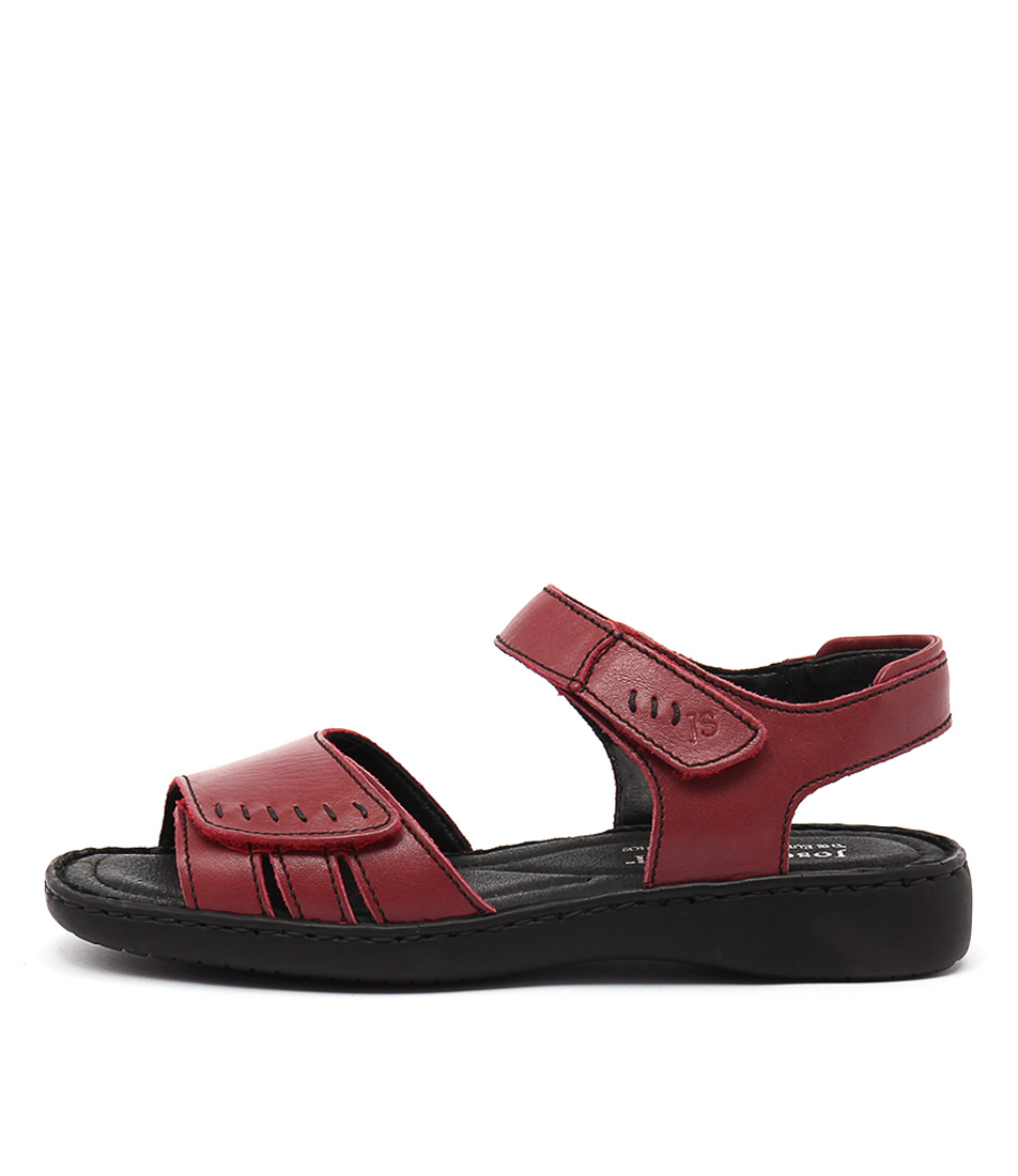 Josef Seibel Lisa 01 Hibiscus Sandals
