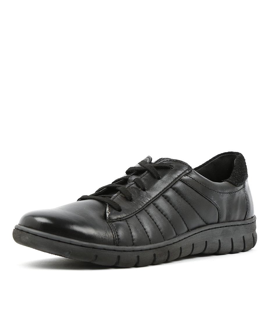 Josef Seibel Steffi 01 Schwarz Sneakers