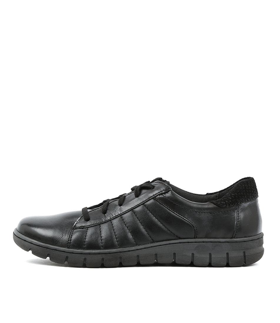Josef Seibel Steffi 01 Schwarz Sneakers buy Sneakers online