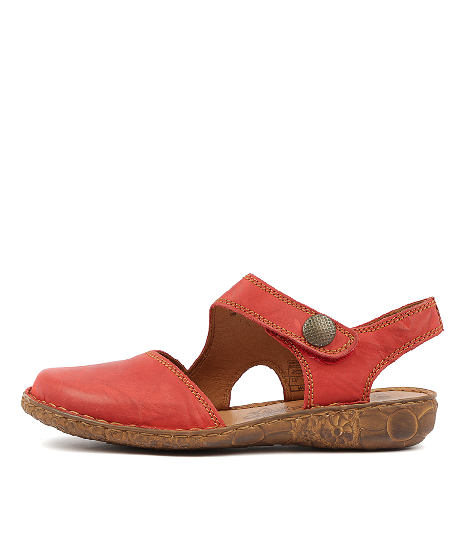 Buy Josef Seibel Rosalie 27 Hibiscus Flats online with free shipping