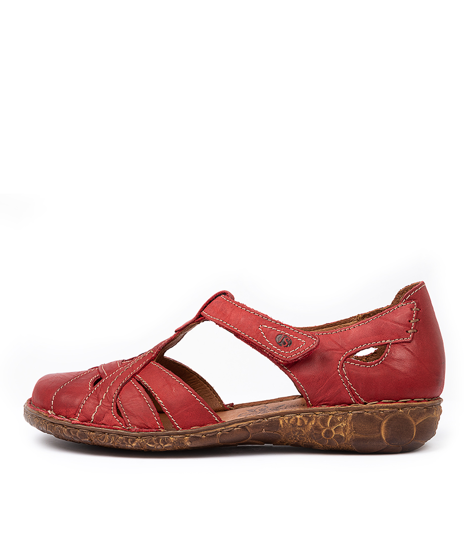 Buy Josef Seibel Rosalie 29 Hibiscus Flats online with free shipping
