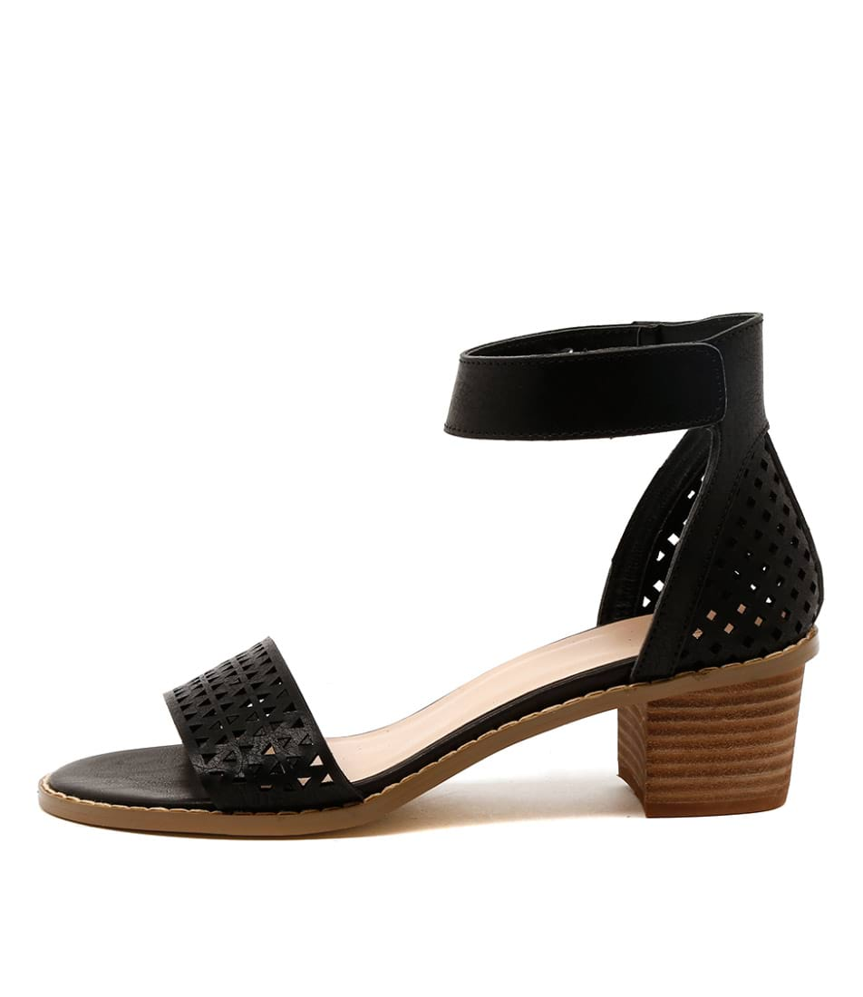 Ko Fashion Kallum W Black Sandals