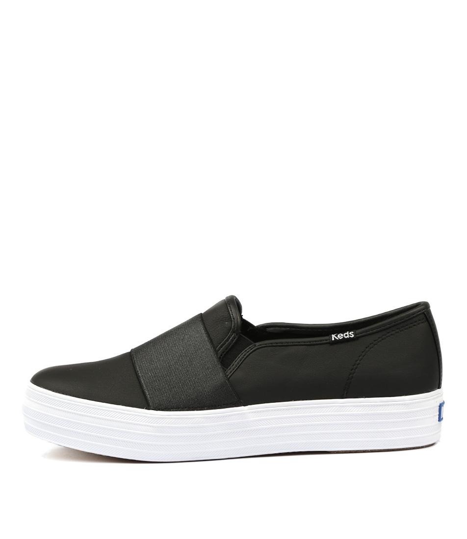 Keds Triple Bandeau Black Sneakers