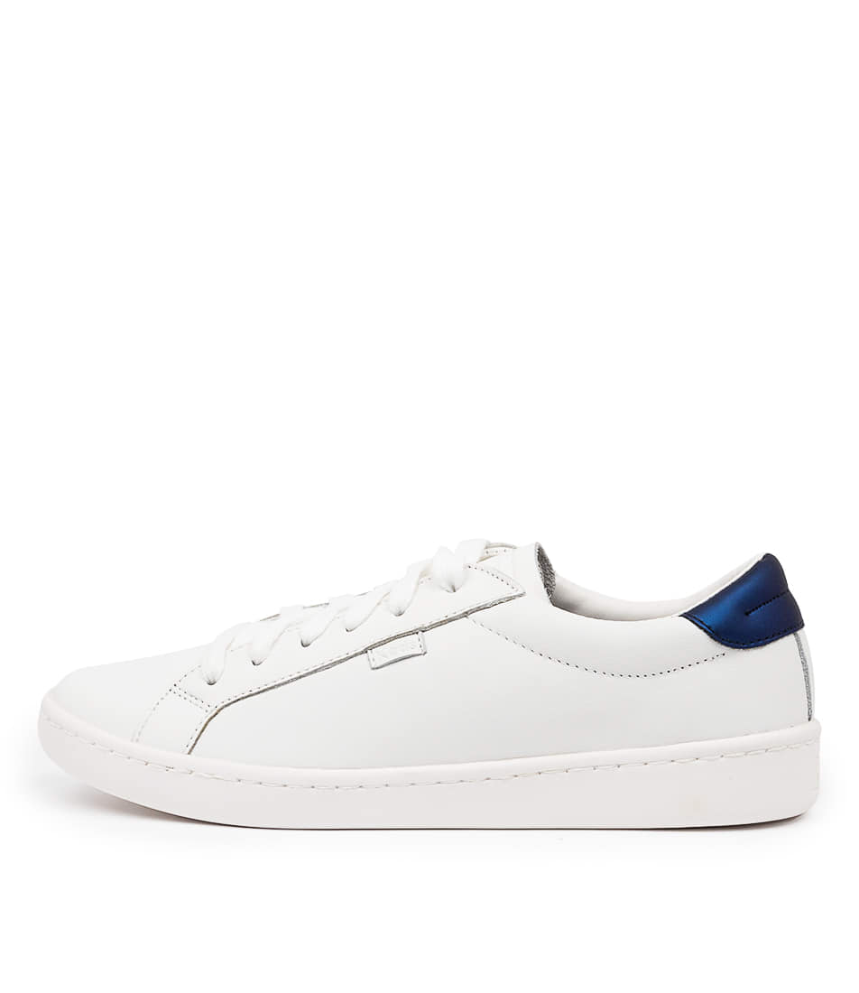 Buy Keds Ace White Navy Sneakers online with free shipping