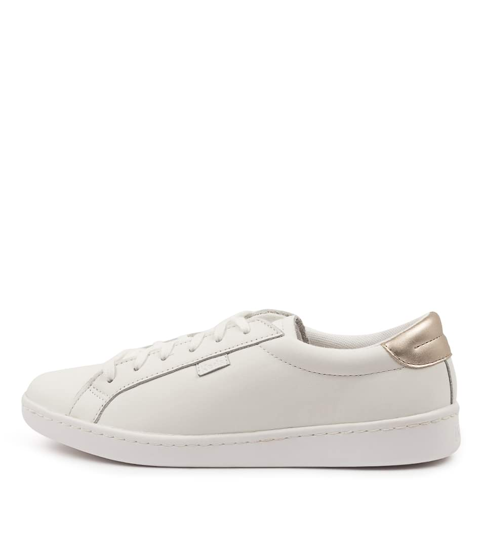 Buy Keds Ace White Champagne Sneakers online with free shipping