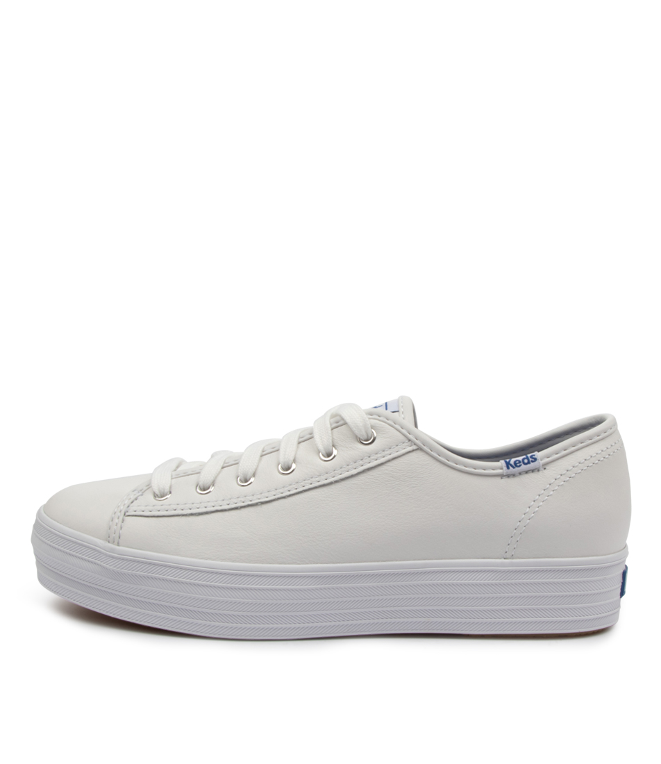 Buy Keds Triple Kick White Sneakers online with free shipping