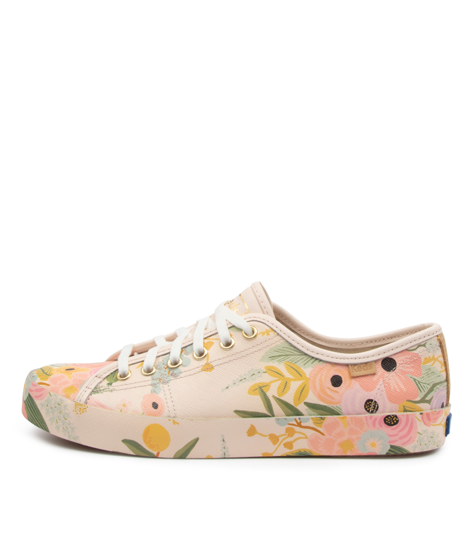 Buy Keds Kickstart Leather Rpc Ke Garden Party Sneakers online with free shipping