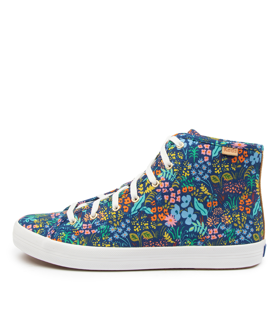 Buy Keds Kickstart Hi Rpc Ke Meadow Sneakers online with free shipping