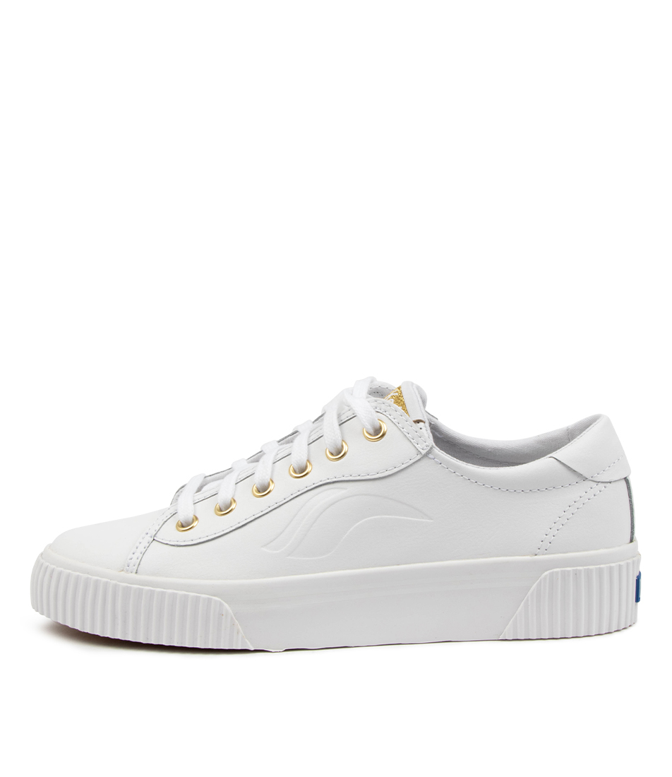 Buy Keds Crew Kick Alto Ke White Sneakers online with free shipping