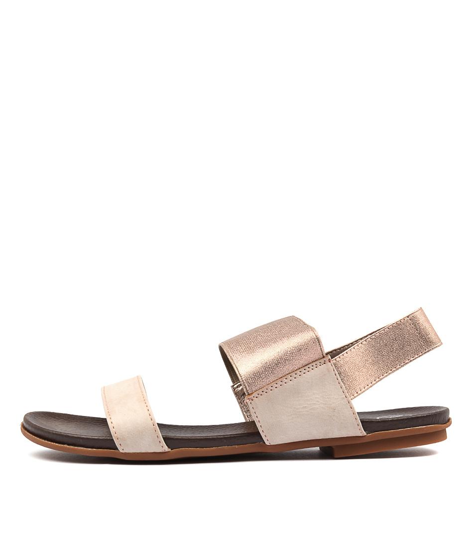 Ko Fashion Harna Blush Sandals