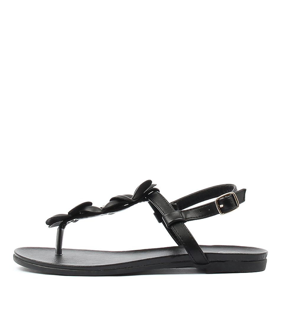 Ko Fashion Gomez Kf Black Sandals