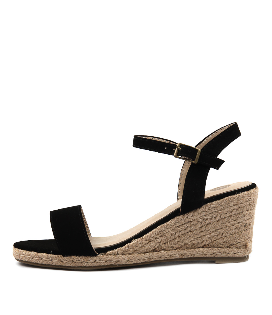 Buy Ko Fashion Amos Kf Black Heeled Sandals online with free shipping