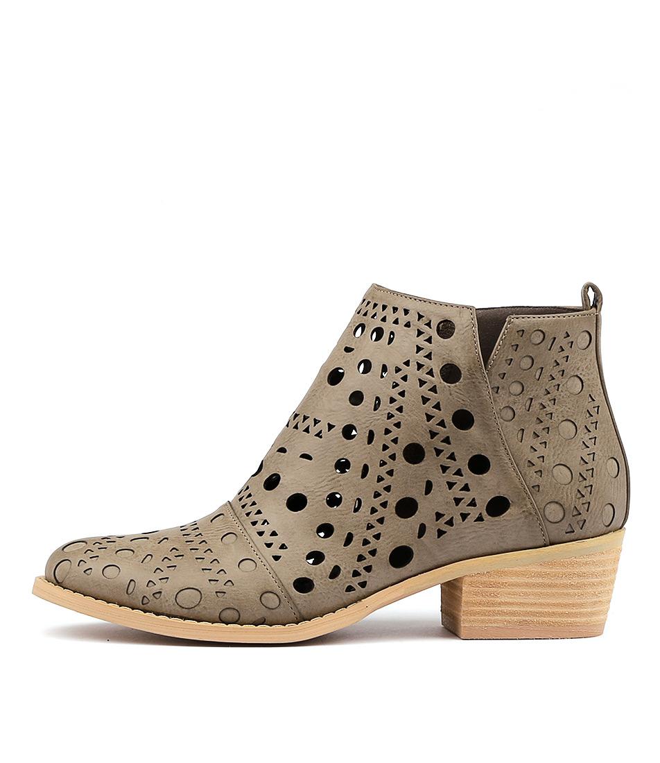 Ko Fashion Equake W Donkey Ankle Boots