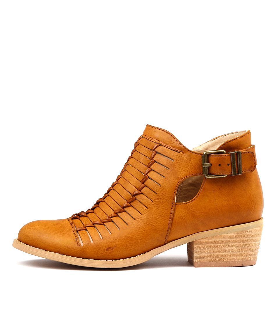 Ko Fashion Edgy W Brandy Ankle Boots