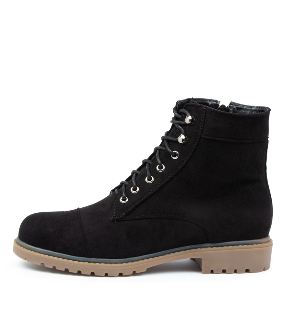 Buy Ko Fashion Xilla Kf Black Ankle Boots online with free shipping