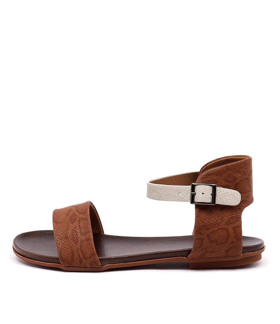 Ko Fashion Ronnie Brandy Slate Sandals
