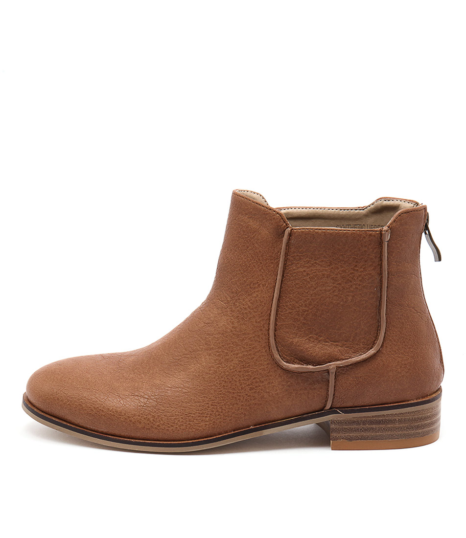 Ko Fashion Beduf Brandy Ankle Boots