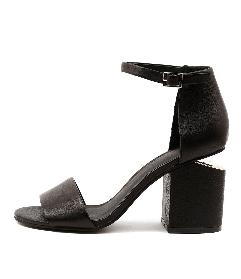 Mollini Krista Black Sandals
