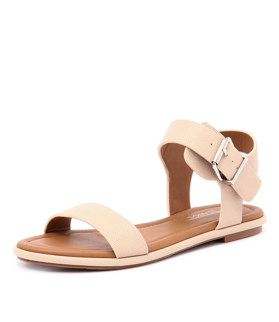 Los Cabos Riva W Blush Sandals