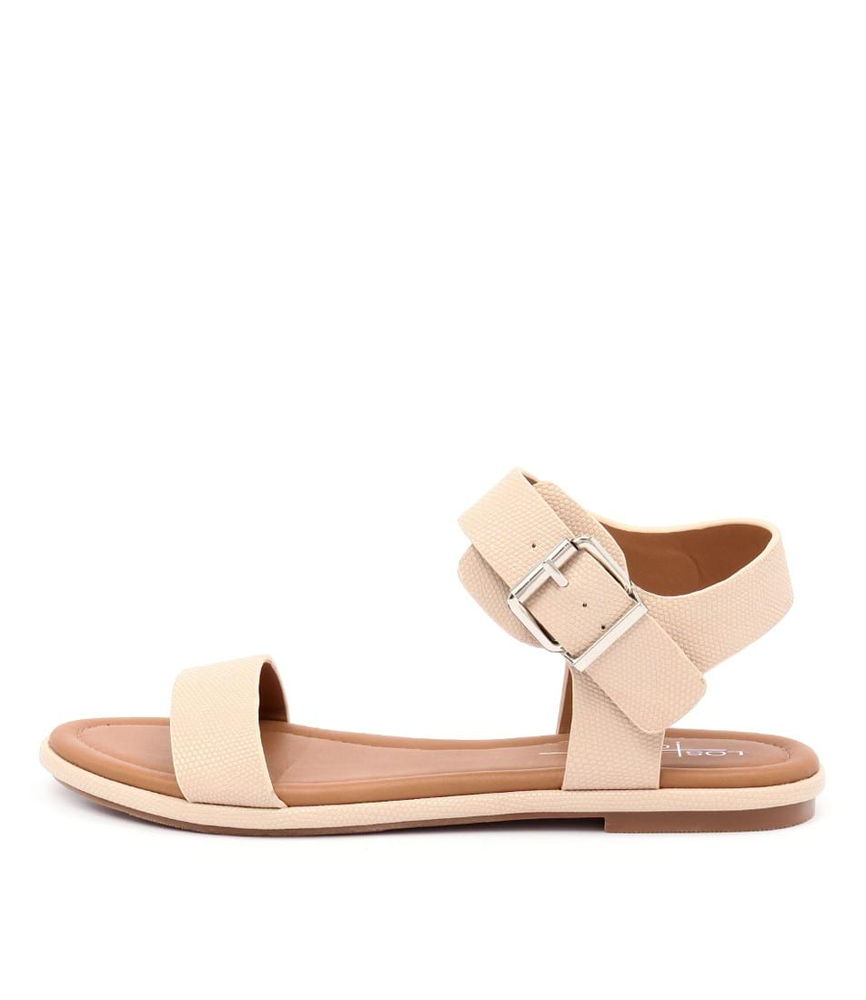 Los Cabos Riva W Blush Casual Flat Sandals