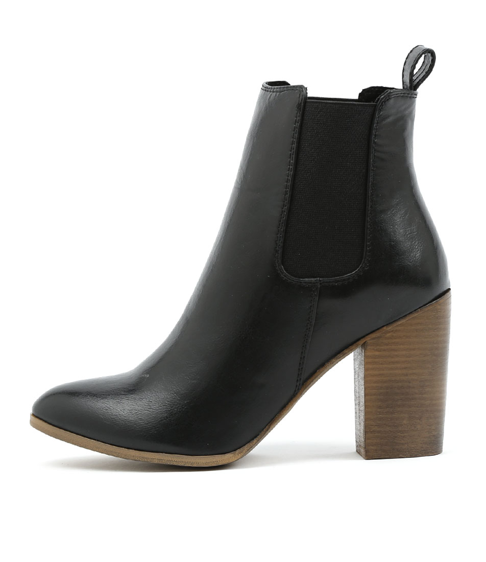 Buy Los Cabos Swank W Black Ankle Boots online with free shipping