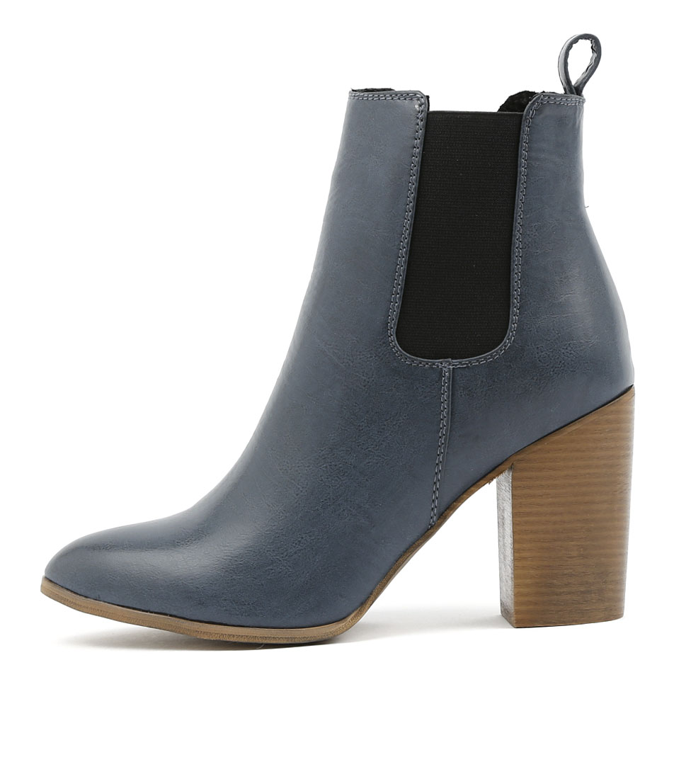 Los Cabos Swank W Jeans Dress Ankle Boots