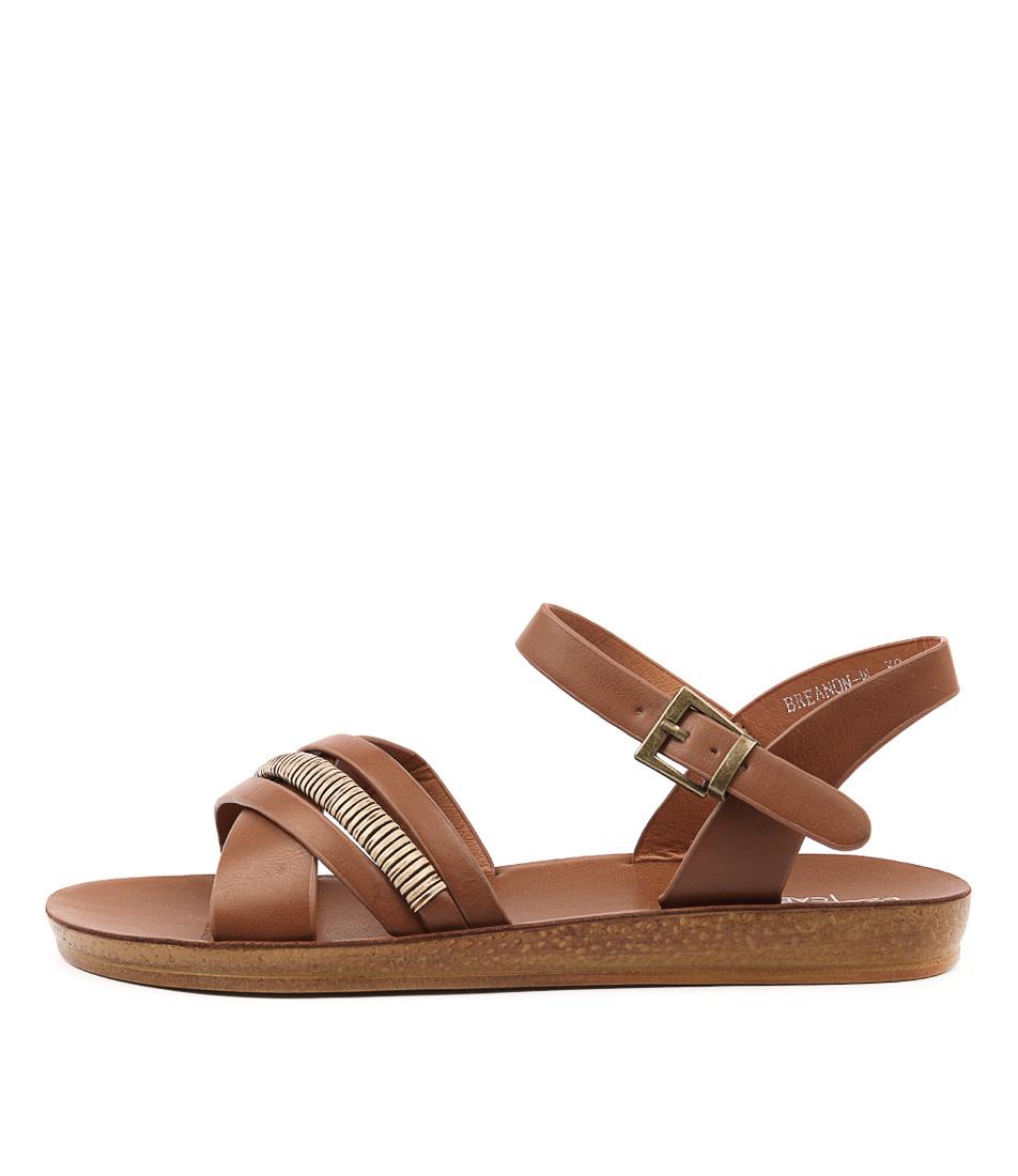 Los Cabos Breanon W Brandy Sandals