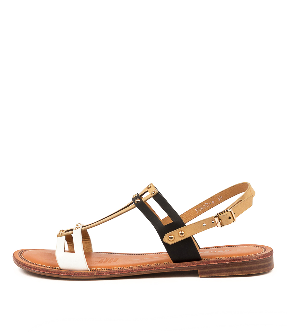 Buy Los Cabos Inmar W Lc Beige Multi Flat Sandals online with free shipping