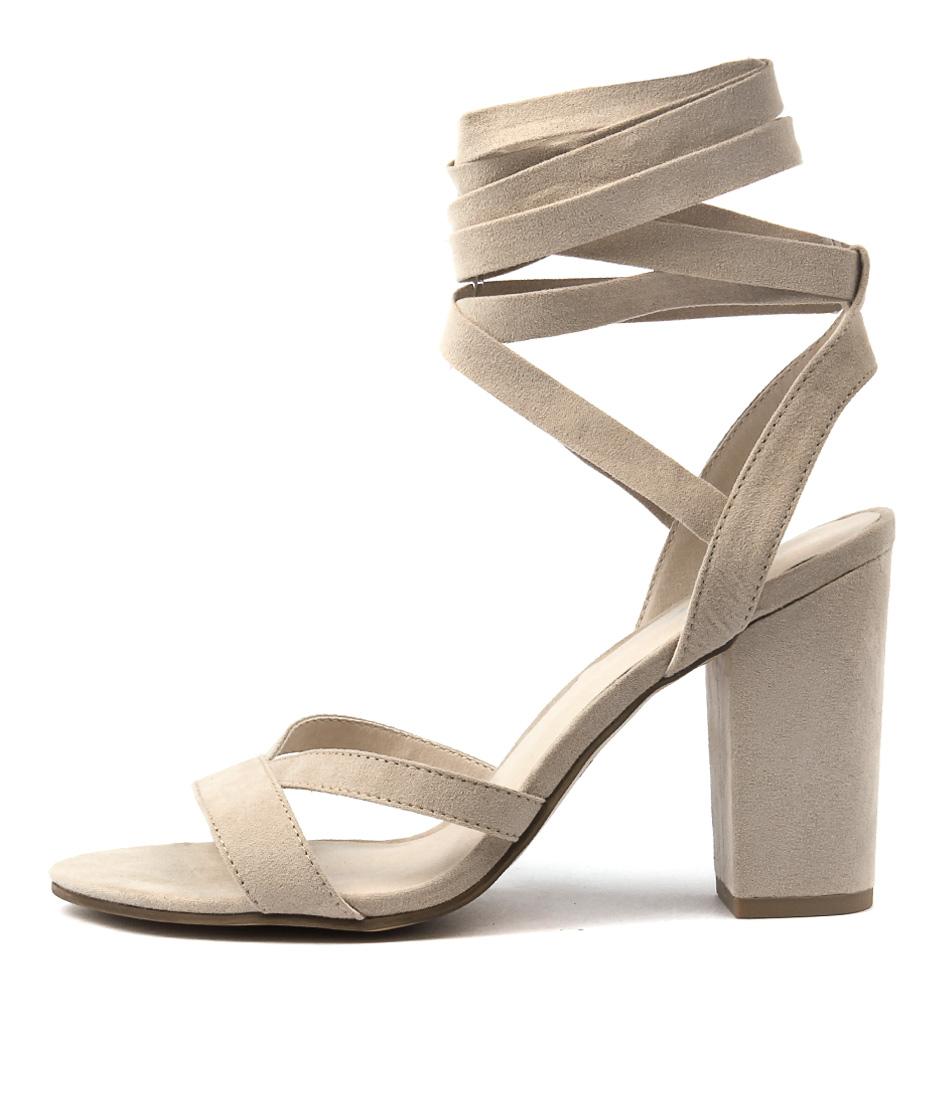 Lipstik Nini Cashew Heeled Sandals