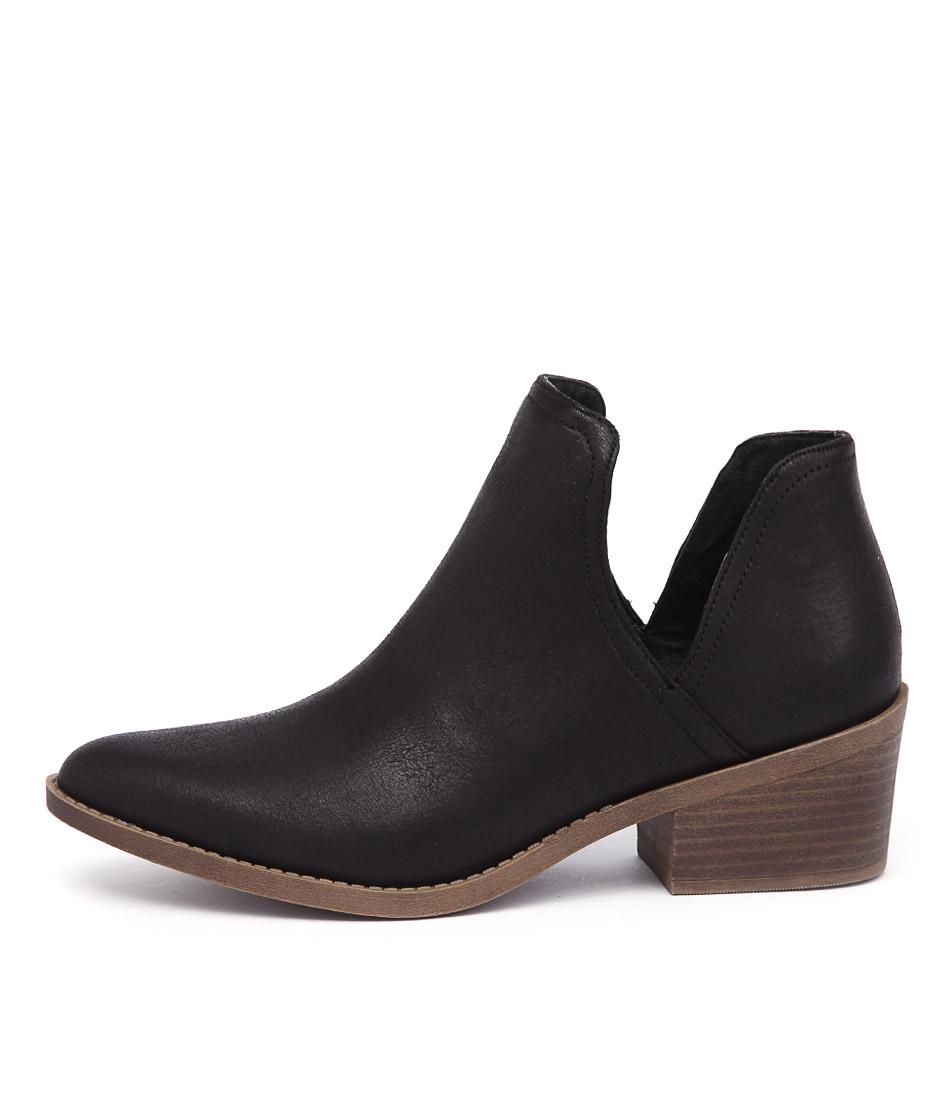 Lipstik Tara Li Black Natural Boots