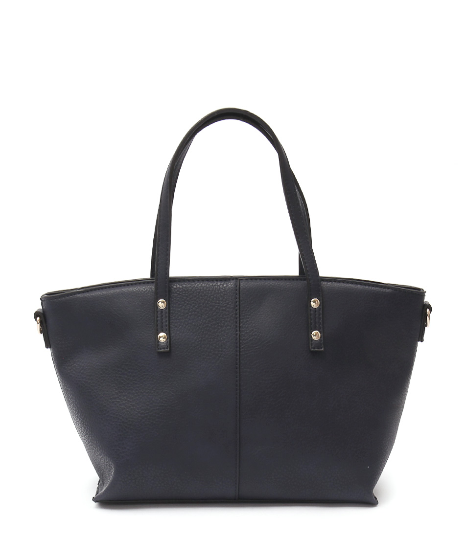 Louenhide Baby Edwina Navy Tote Bags