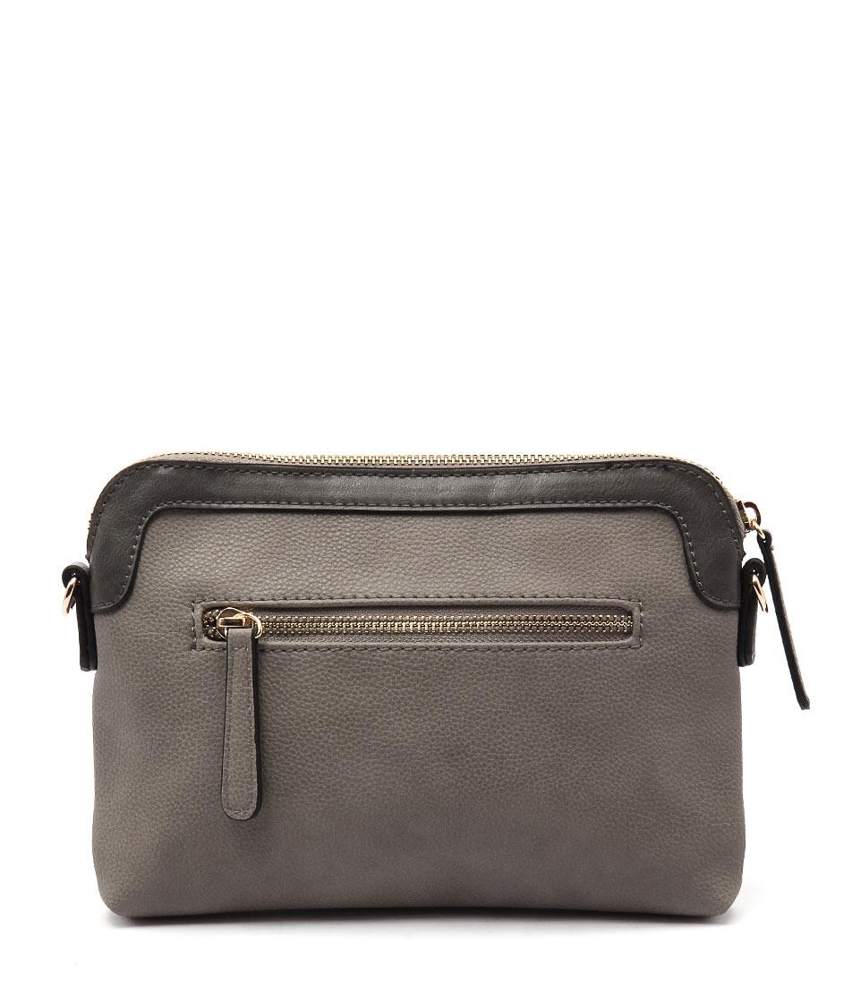 Louenhide Foxy Lo Grey Cross Body Bag
