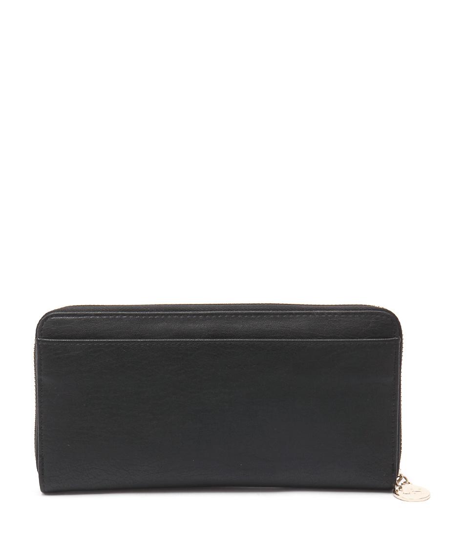 Louenhide Isla Lo Desert Black Wallet Bag