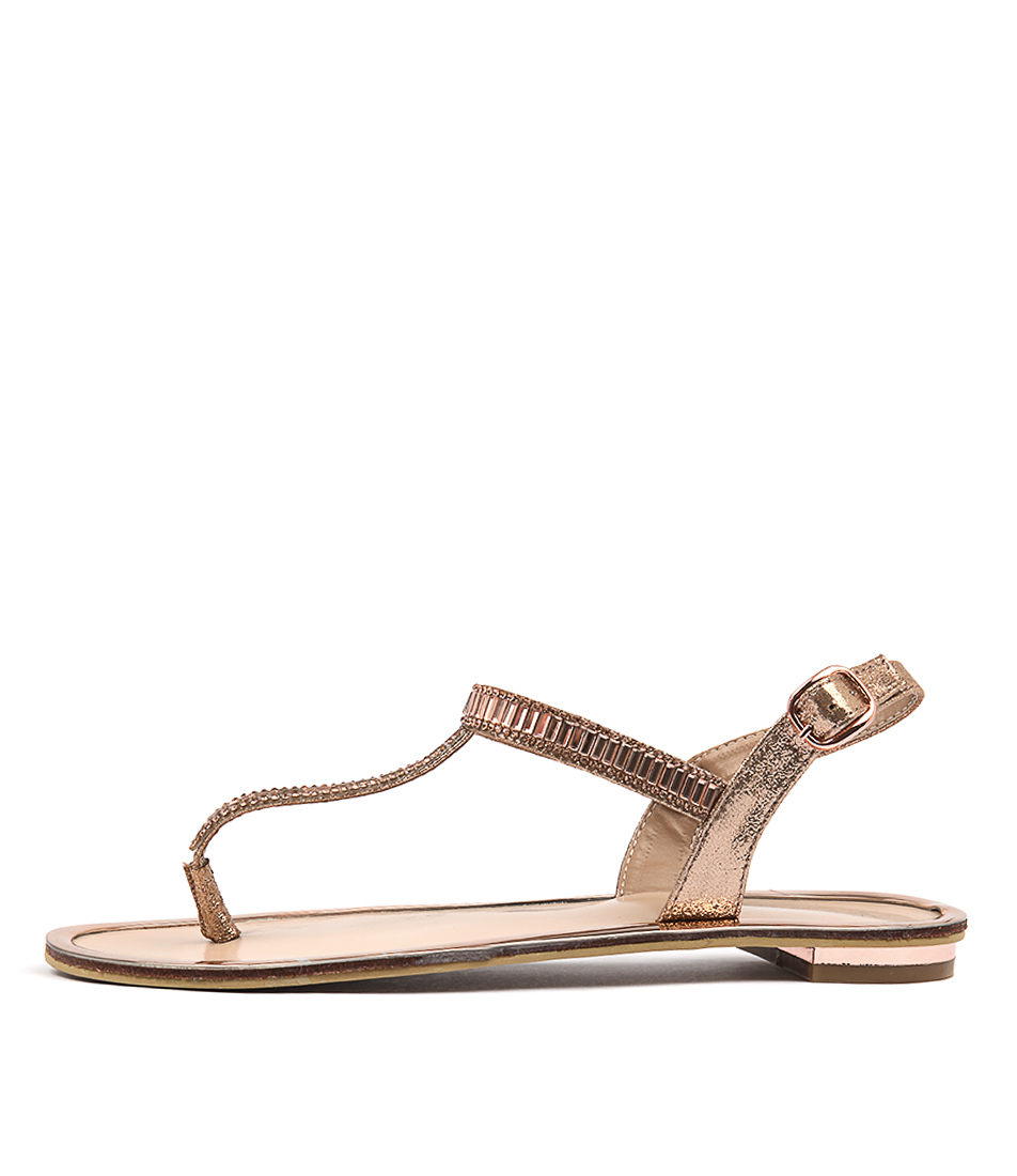 Laguna Quays Ciera W Rose Gold Sandals