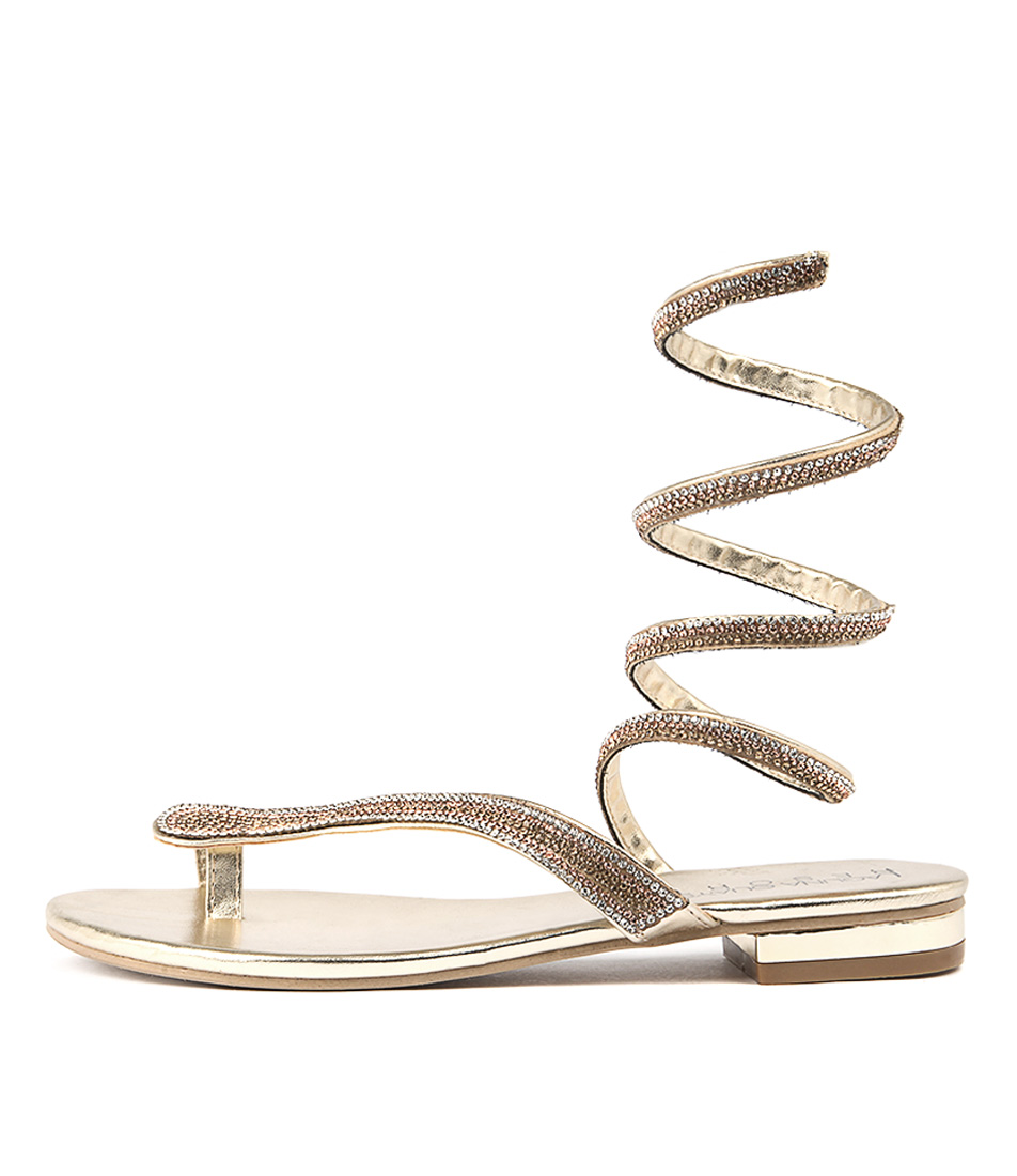 Laguna Quays Marishi W Gold Sandals