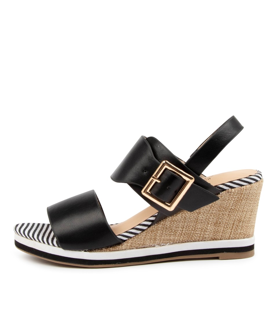 Buy Laguna Quays Timtam Lq Black Heeled Sandals online with free shipping