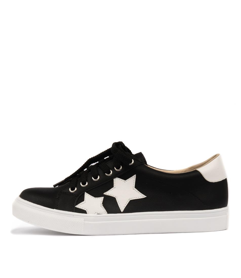 Lavish Rhea Lv Black Sneakers