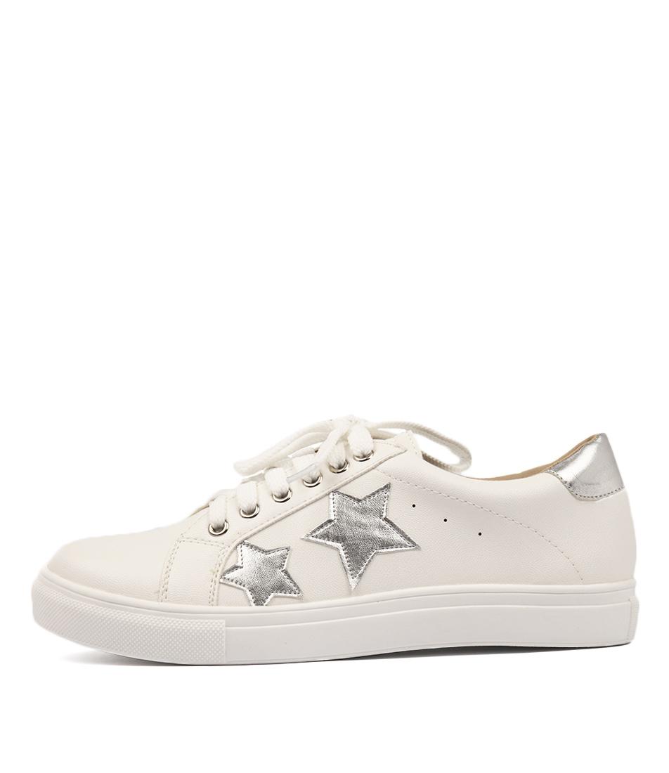 Lavish Rhea Lv White Sneakers