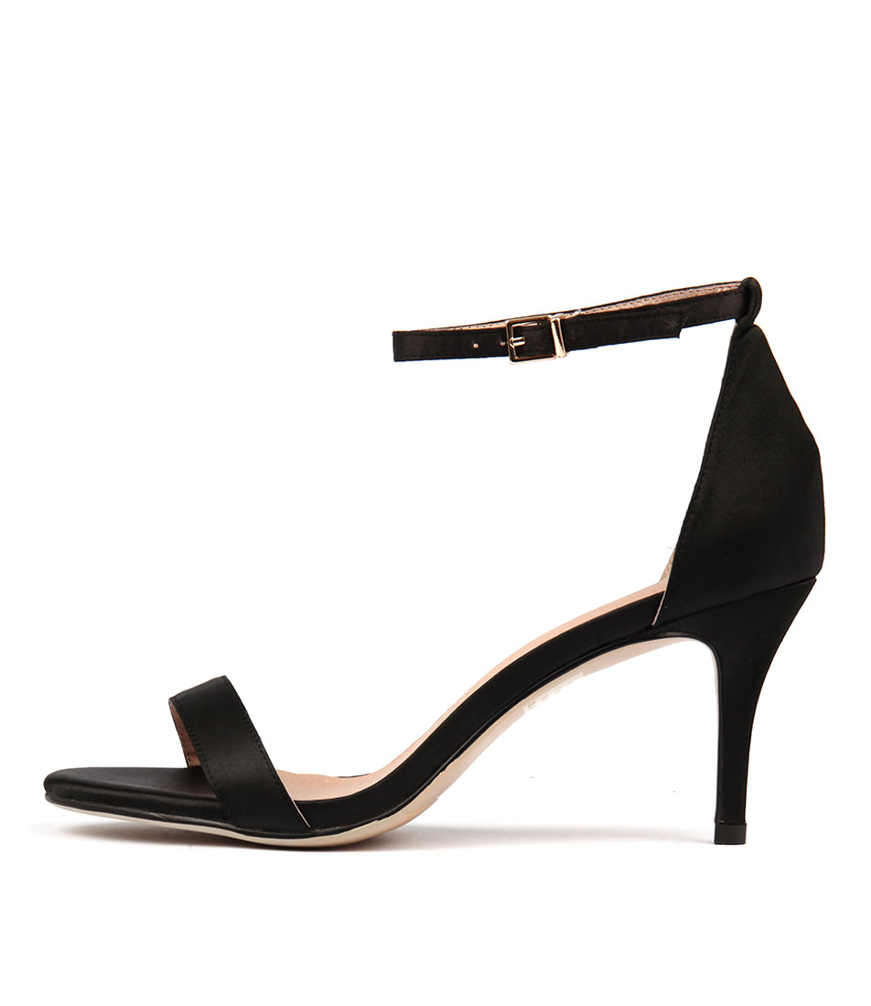 Photo of Mollini Carrien Black Heeled Sandals womens shoes