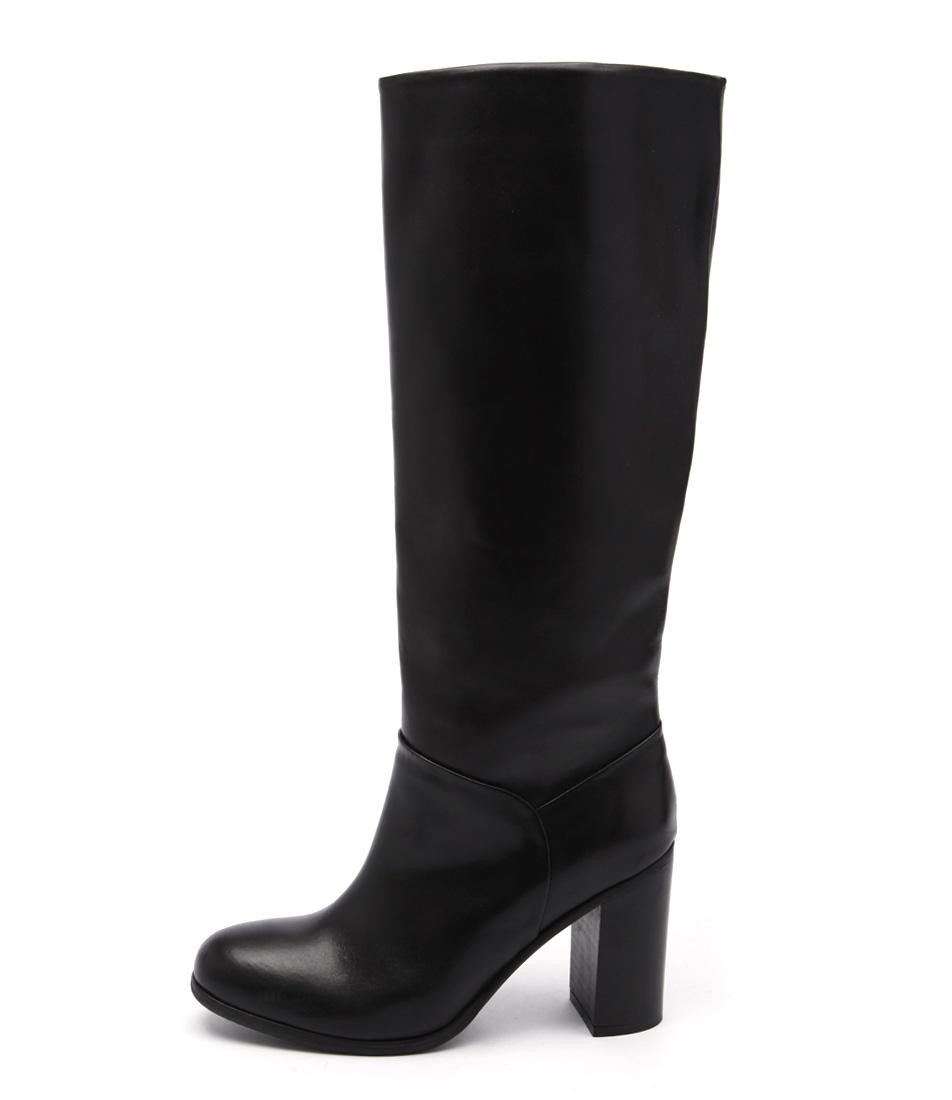 Maria Rossi Erica Ma Black Long Boots