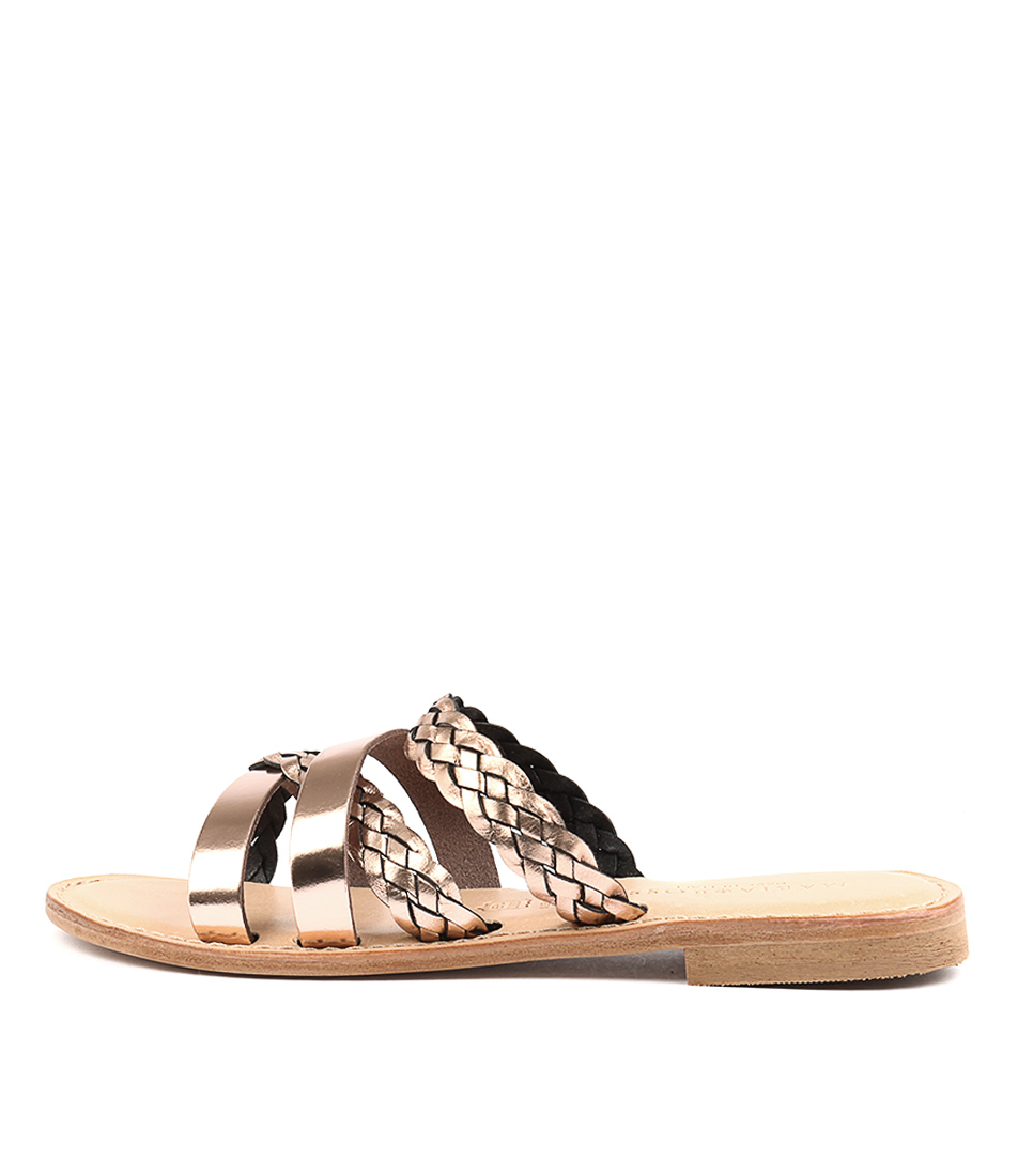 Maria Rossi Edvige Rame Sandals