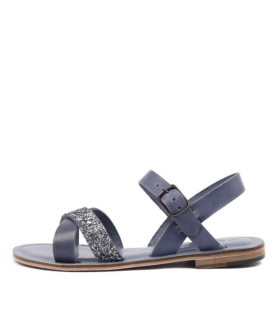 Maria Rossi Quartilla Denim Sandals