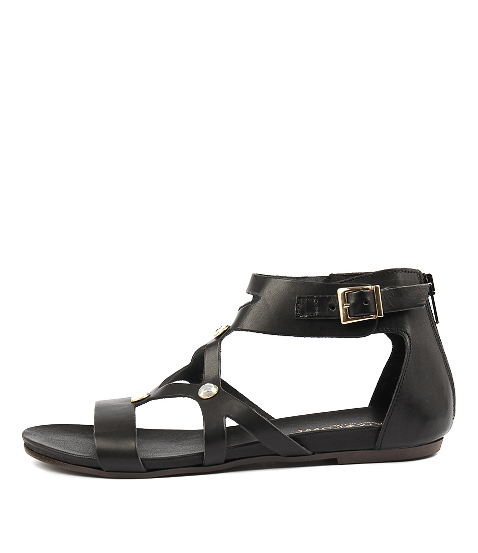 Maria Rossi Savina Ma Nero Sandals