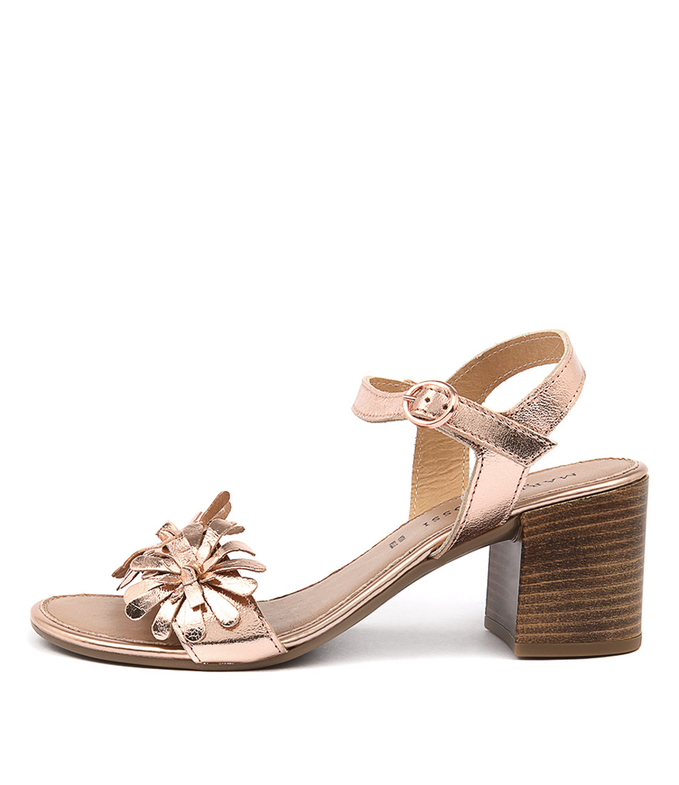 Photo of Maria Rossi Valeria Rame Heeled Sandals womens shoes